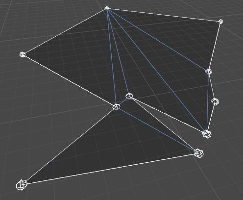 Триангуляция — Unity — DevTribe: Разработка игр