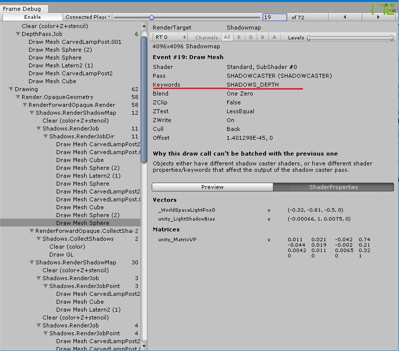 рендер глубины для directional light'а — #8 UnityCode Shadows  — Unity — DevTribe: Разработка игр