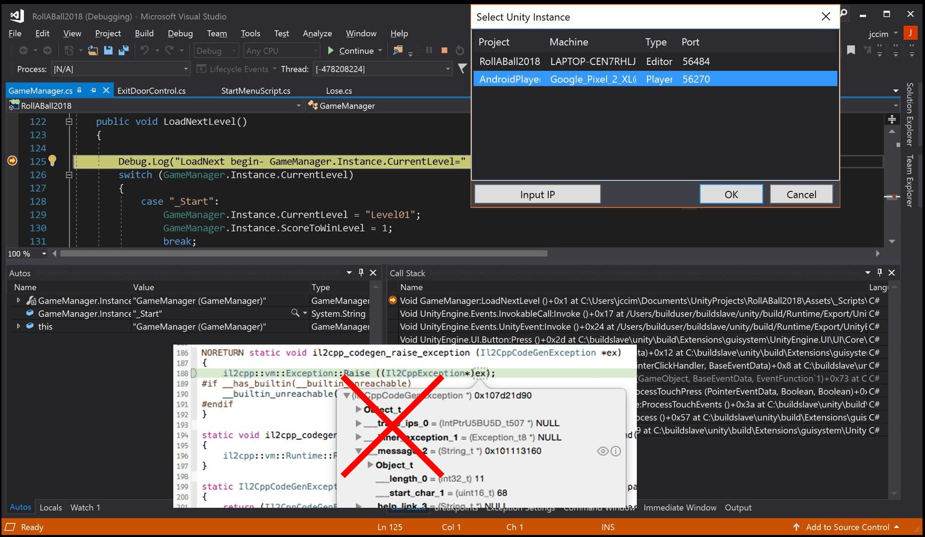 Обновление Unity DotNet Runtime — Unity — DevTribe: Разработка игр (.net, c, il2cpp, mono, unity 2018.2)