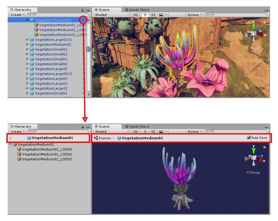 Введение в новый процесс работы с префабами — Unity — DevTribe: Разработка игр (блог.unity, Перевод, перевод, префабы)