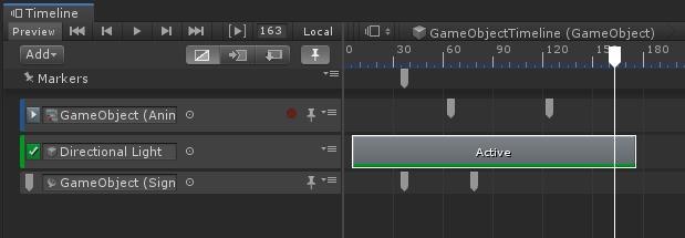 Unity 2019.1: Timeline Signals — Unity 2019.1 - Что нового в Beta релизе? — Unity — DevTribe: инди-игры, разработка, сообщество (бета релиз, блог юнити, Перевод, перевод)