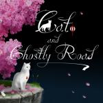 Cat and Ghostly Road