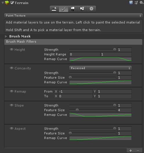 Unity 2019.2: Работа с материалами в Terrain Tool — Unity — DevTribe: инди-игры, разработка, сообщество (blog.unity, translate)