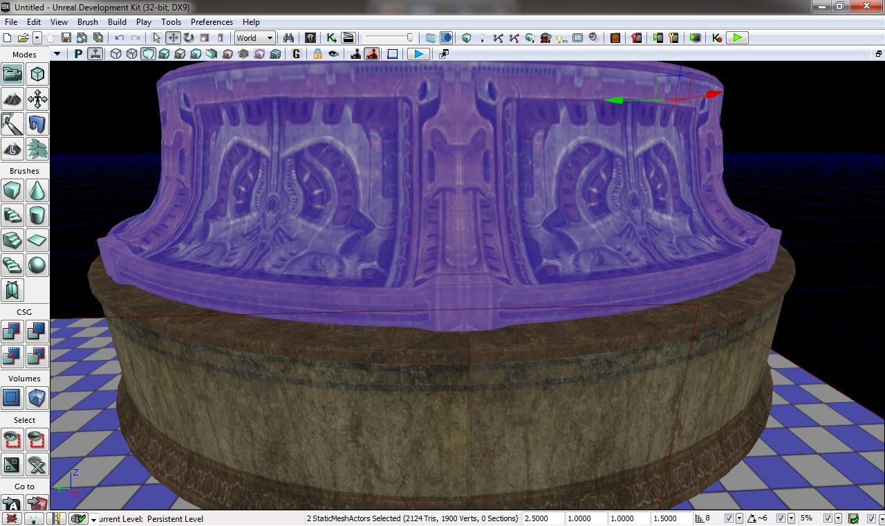 Крыша и башни — Unreal Engine — DevTribe: инди-игры, разработка, сообщество