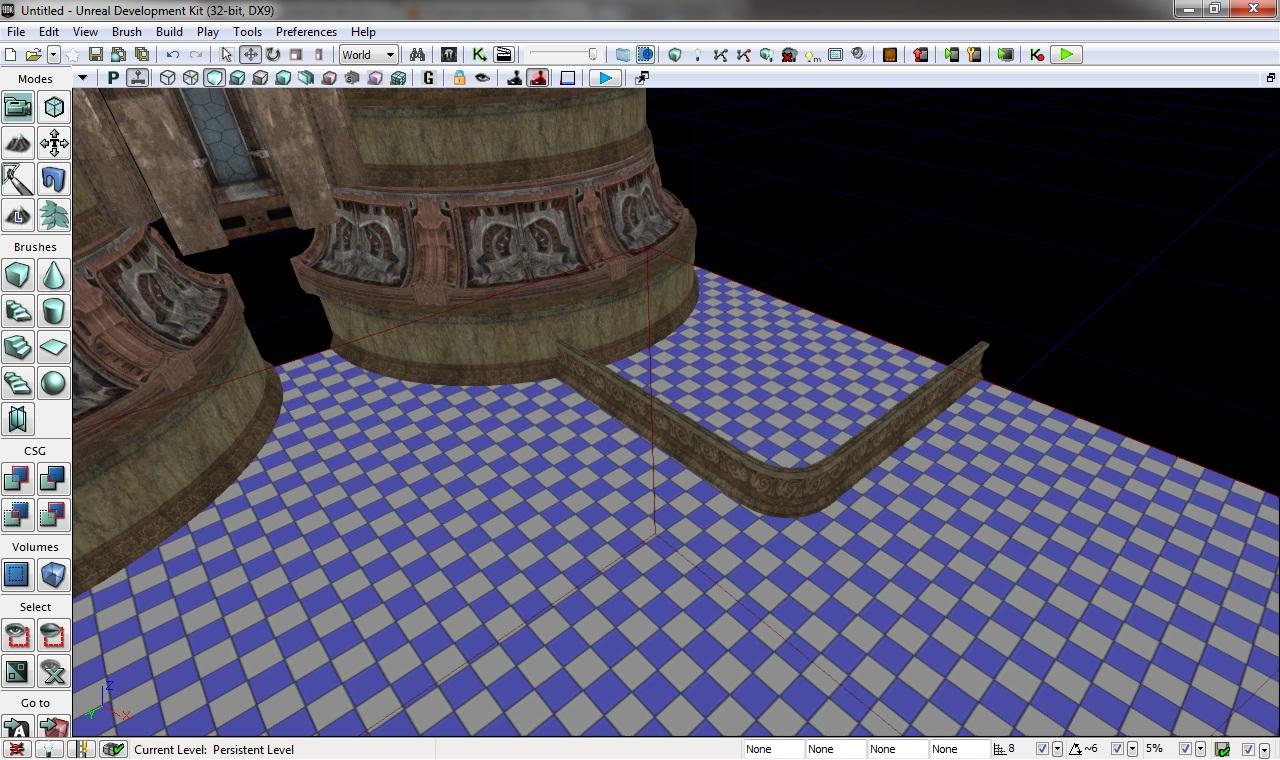 Центральная секция — Unreal Engine — DevTribe: Разработка игр