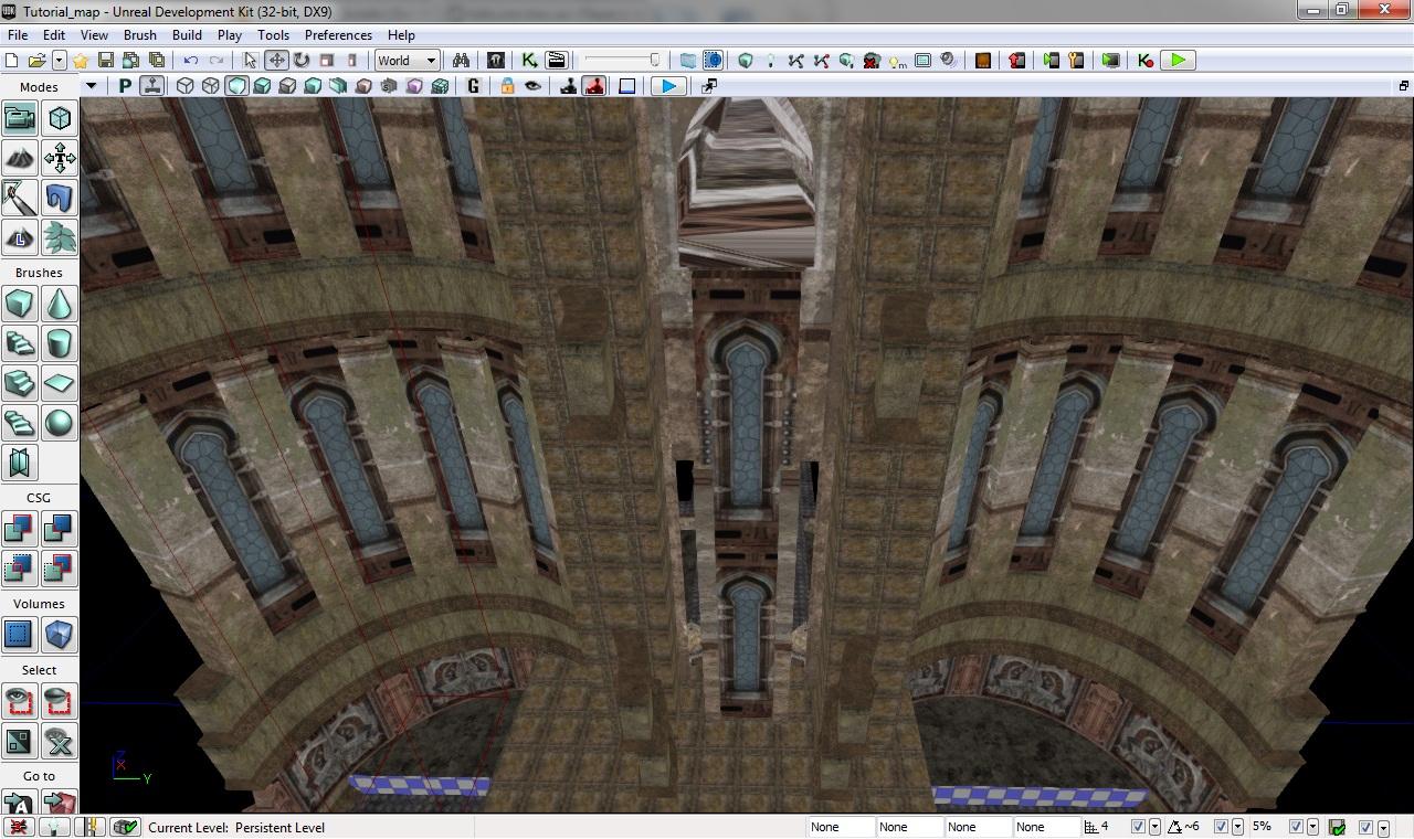 Заполняем дыры в центре — Unreal Engine — DevTribe: Разработка игр