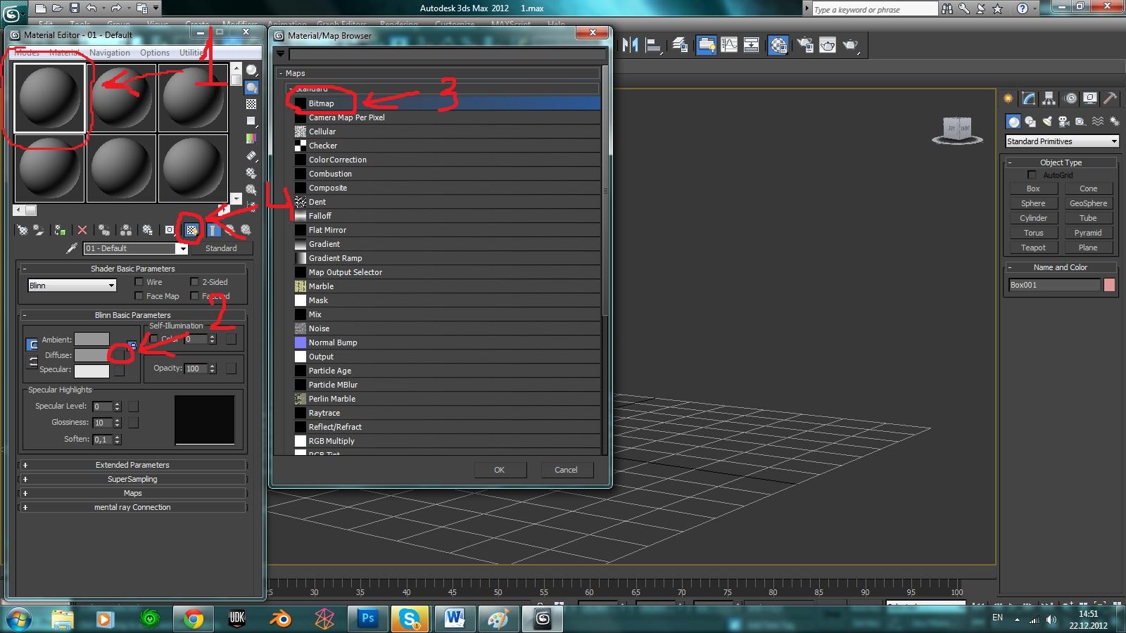 Создание и экспорт простого статик меша в UDK — Unreal Engine — DevTribe: Разработка игр