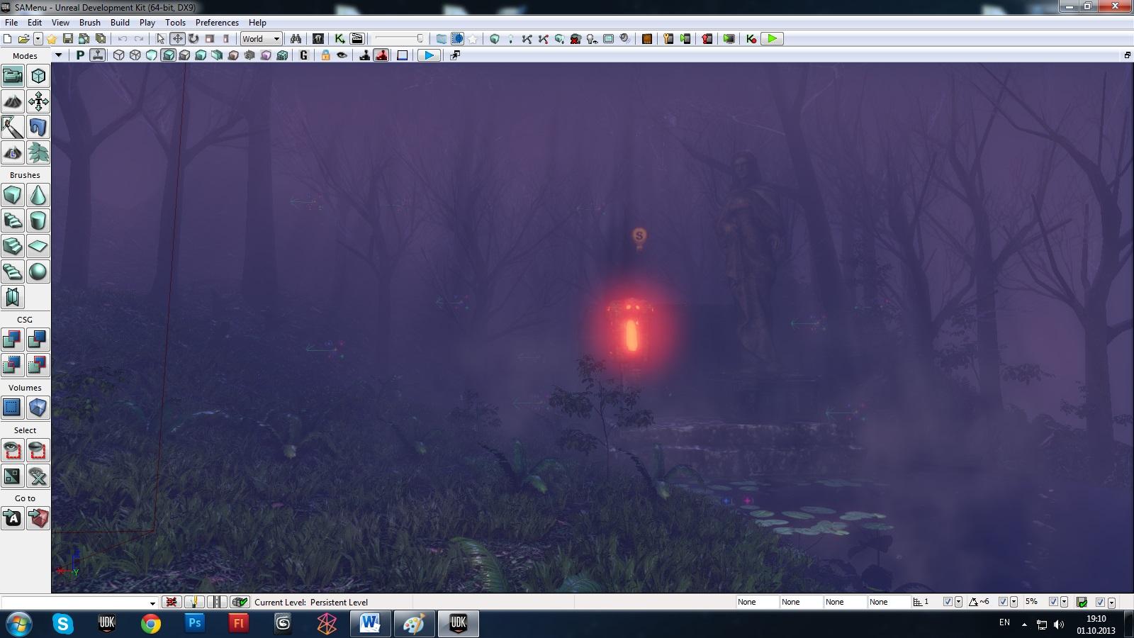 Создание меню для игры — Unreal Engine — DevTribe: Разработка игр