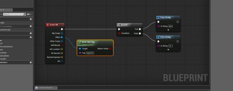 Соприкосновение персонажа с мешами — Unreal Engine — DevTribe: инди-игры, разработка, сообщество