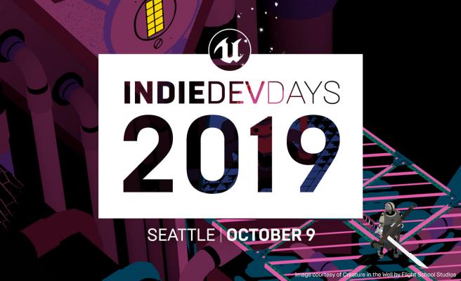 Анонс Unreal Dev Days 2019 — Unreal Engine — DevTribe: инди-игры, разработка, сообщество (unreal dev days, unreal indie dev days, Событие, событие)