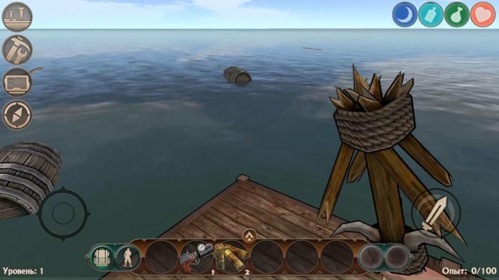 Скриншот геймплея — Выбор сеттинга на примере The Last Maverick — Game Design — DevTribe: инди-игры, разработка, сообщество