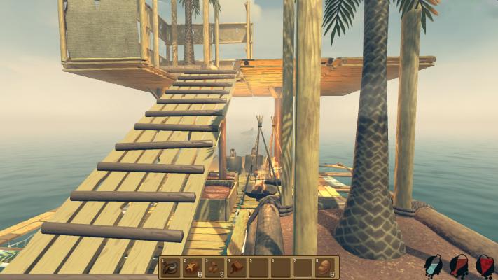 Оригинальный Raft — Выбор сеттинга на примере The Last Maverick — Game Design — DevTribe: инди-игры, разработка, сообщество