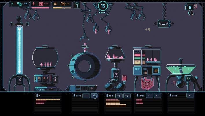 Скриншот недели - Despotism 3k — Новости — DevTribe: инди-игры, разработка, сообщество (GameDev, screenshotsaturday, прототипы, разработка игр, субботадляскриншота)