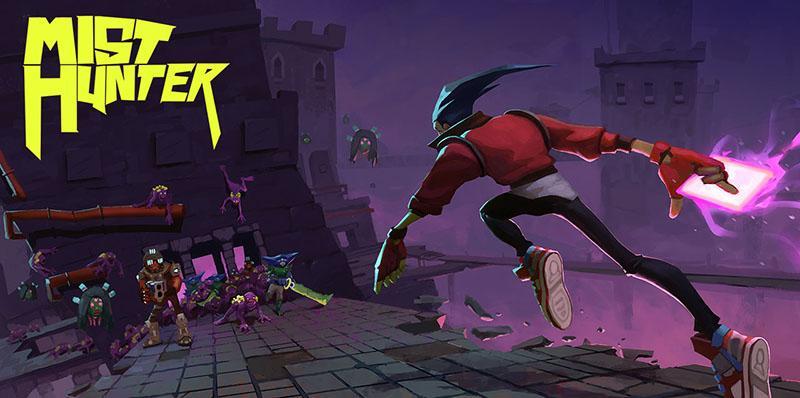 Арт из Mist Hunter — Интервью с командой Flox Studios Ltd. — Медиа — DevTribe: Разработка игр (Интервью, интервью)