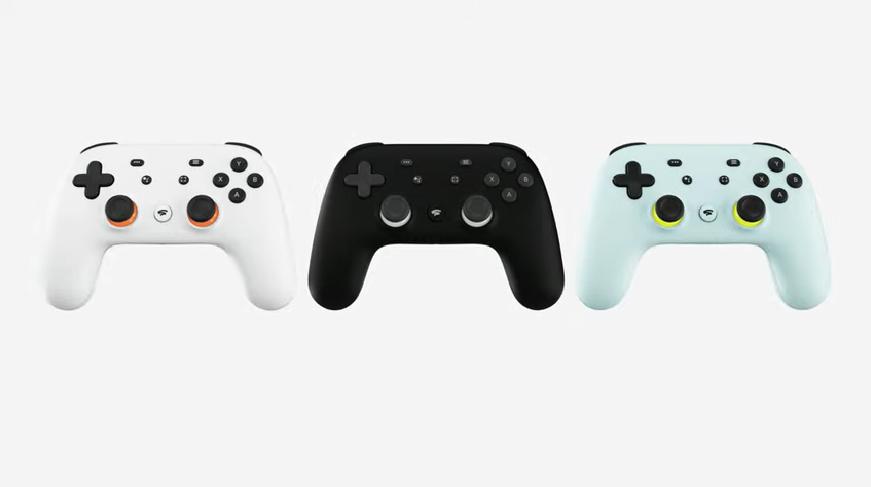 Геймпады Google Stadia — GDC 2019 - Google Stadia — Медиа — DevTribe: Разработка игр