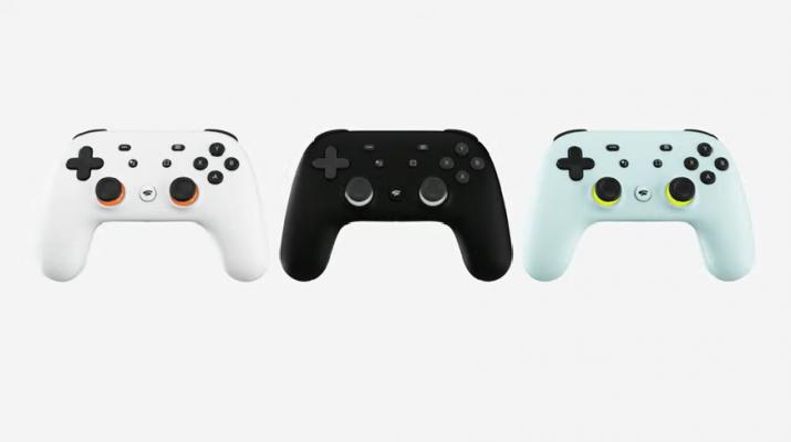 Геймпады Google Stadia — GDC 2019 - Google Stadia — Новости — DevTribe: инди-игры, разработка, сообщество