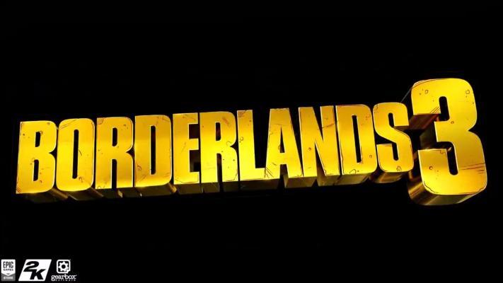 Три логотипа в левом нижнем углу — Borderlands 3 выйдет 13 сентября эксклюзивом в EGS — Новости — DevTribe: инди-игры, разработка, сообщество