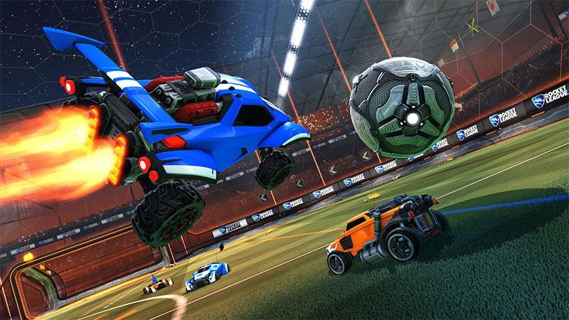 Rocket League — Epic Games выкупила Rocket League — Медиа — DevTribe: Разработка игр
