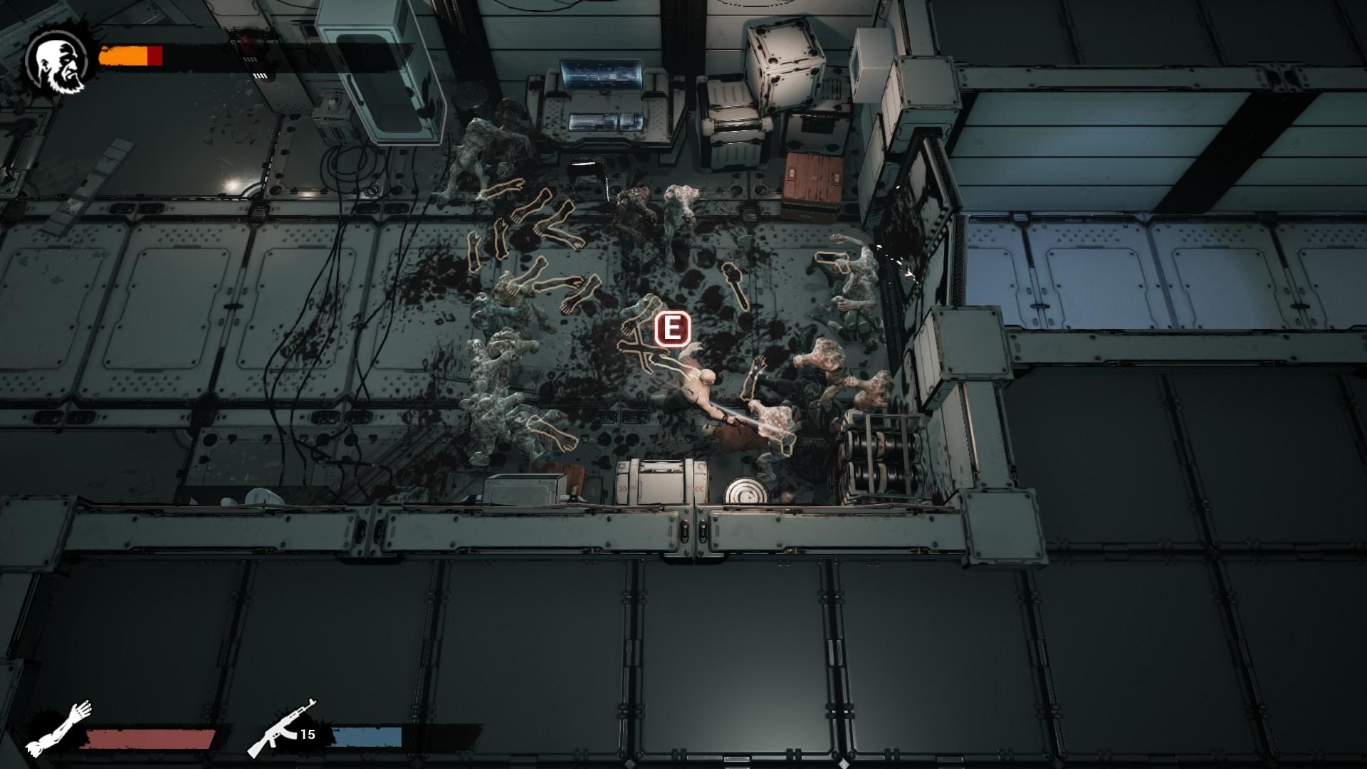 Redeemer - Стэтхэм в действии — Игровые обзоры — DevTribe: Разработка игр