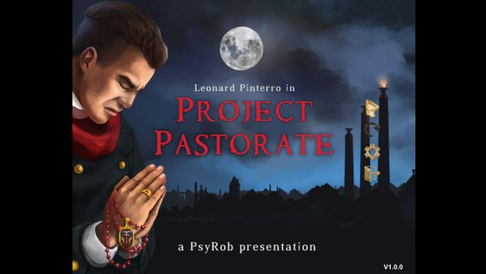 Главное меню. Project Pastorate — Обзор - Project Pastorate — Игровые обзоры — DevTribe: инди-игры, разработка, сообщество (ProjectPastorate, инди-игры, Куратор, Обзор)