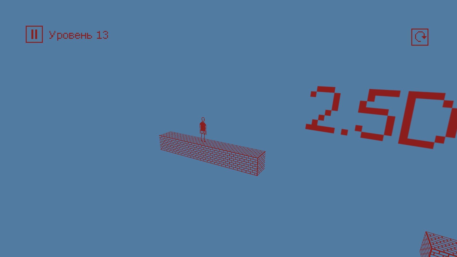 А ещё есть и полностью трёхмерный уровень. — I hate this game (на самом деле нет) — Игровые обзоры — DevTribe: Разработка игр
