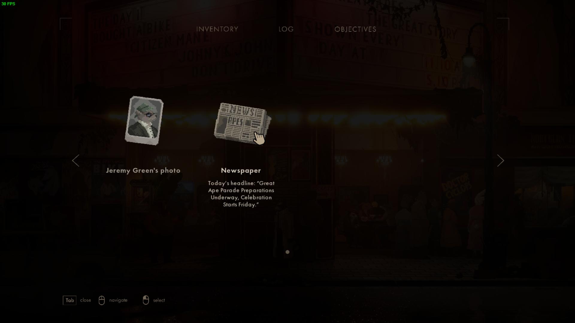 Интерфейс игры — Ревью Backbone Prologue — Игровые обзоры — DevTribe: Разработка игр
