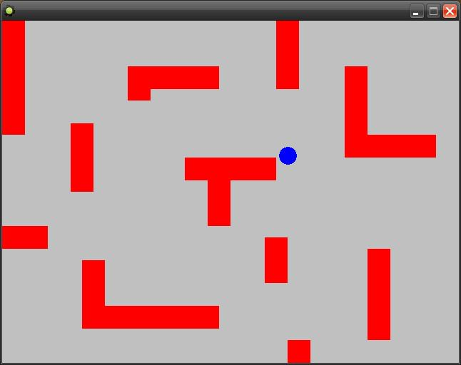 Простой поиск пути — Game Maker — DevTribe: Разработка игр
