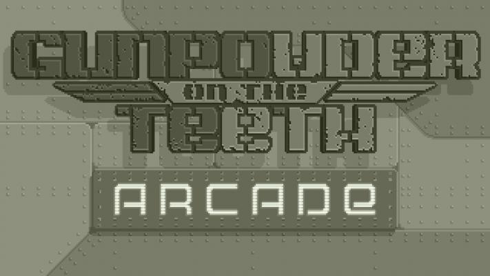 Gunpowder on The Teeth: Arcade — Game Maker — DevTribe: инди-игры, разработка, сообщество (arcade, pixelart, platformer, retro)