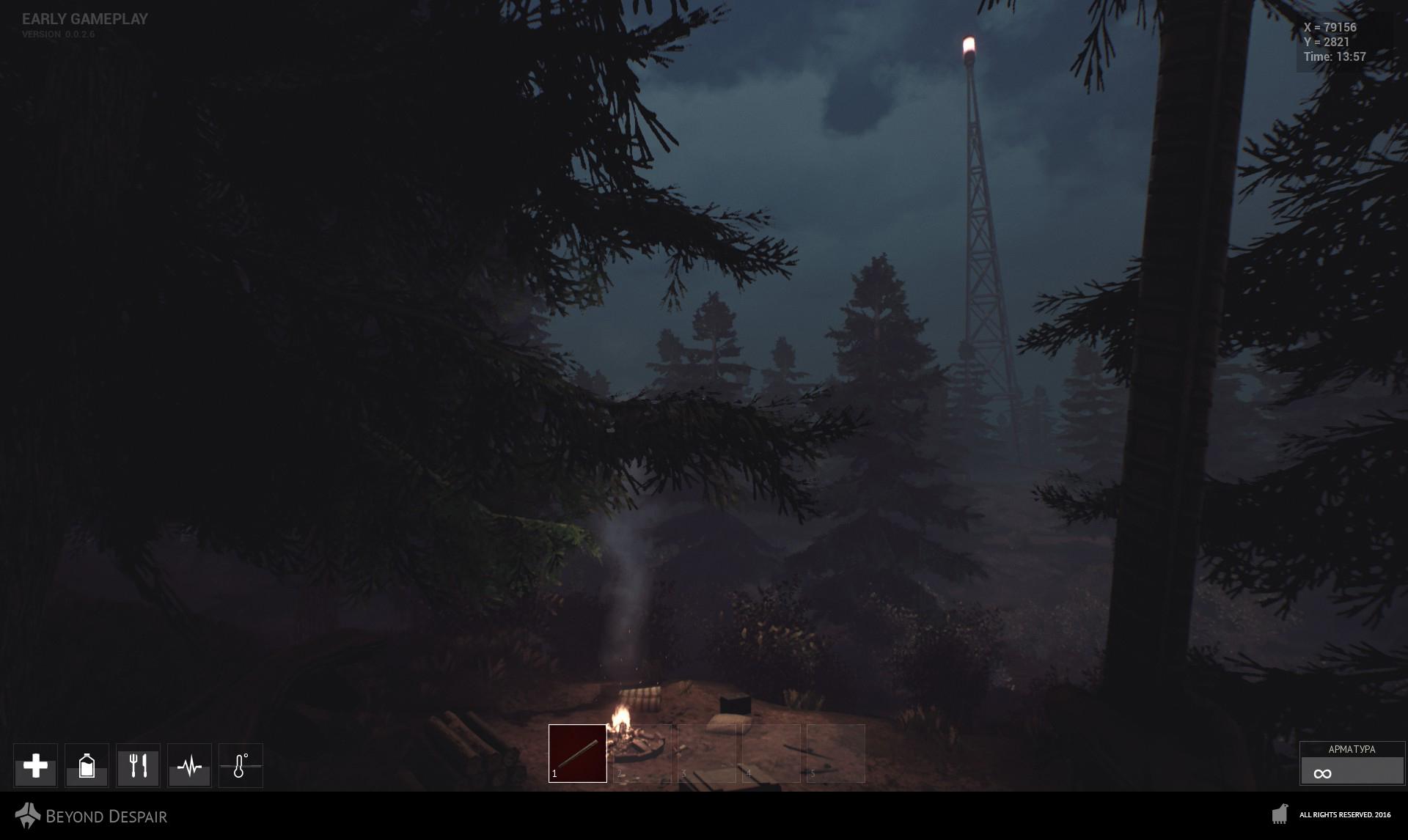 Beyond Despair — новости проекта — Beyond Despair — DevTribe: Разработка игр