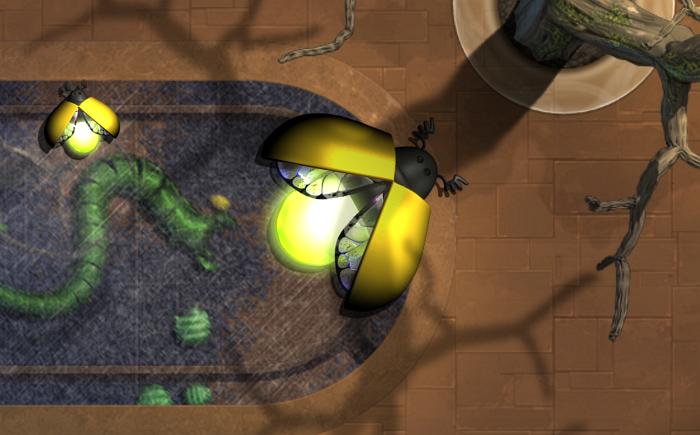Переработка существ (часть 2) — Несыть — DevTribe: инди-игры, разработка, сообщество