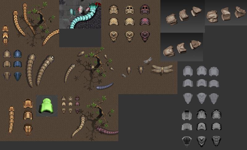 Переработка существ (часть 1) — Несыть — DevTribe: инди-игры, разработка, сообщество
