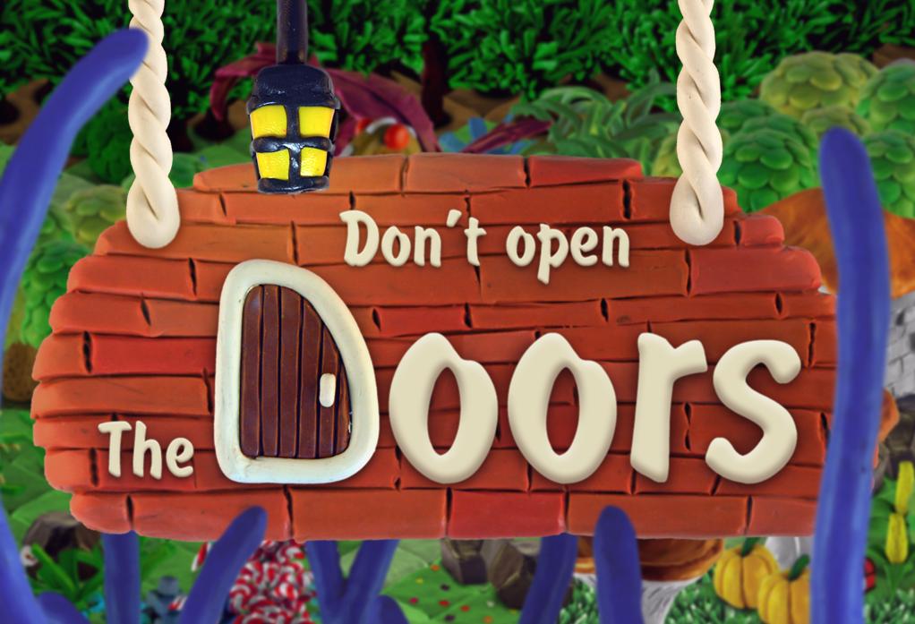 Главная страница — Двери, которые лучше не открывать — DevTribe: Разработка игр