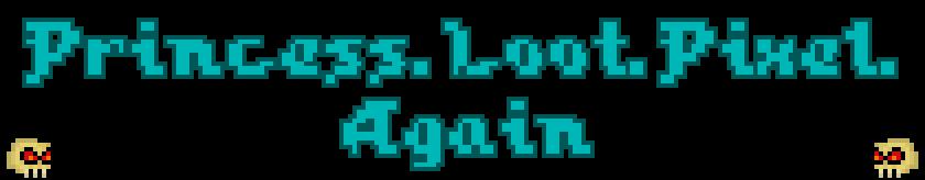 Новая демо-версия для Steam GreenLight! — Princess.Loot.Pixel.Again — DevTribe: инди-игры, разработка, сообщество