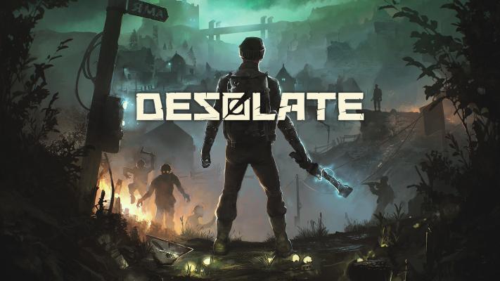 Desolate — DevTribe: инди-игры, разработка, сообщество