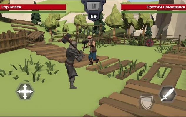 Первая часть — Новая боевка и визуал — Slash Polygon — DevTribe: инди-игры, разработка, сообщество (slash polygon)