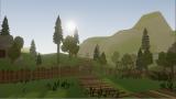 Летняя деревня. Ракурс 1 — Еще несколько арен — Slash Polygon: Tournament — DevTribe: инди-игры, разработка, сообщество (slash polygon)