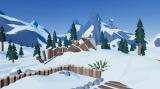 Зимнее побоище. Ракурс 2 — Еще несколько арен — Slash Polygon: Tournament — DevTribe: инди-игры, разработка, сообщество (slash polygon)