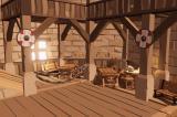 Шоукейс арены: Уютная Таверна — Slash Polygon: Tournament — DevTribe: инди-игры, разработка, сообщество (devblog, GameDev, slash polygon, блог)