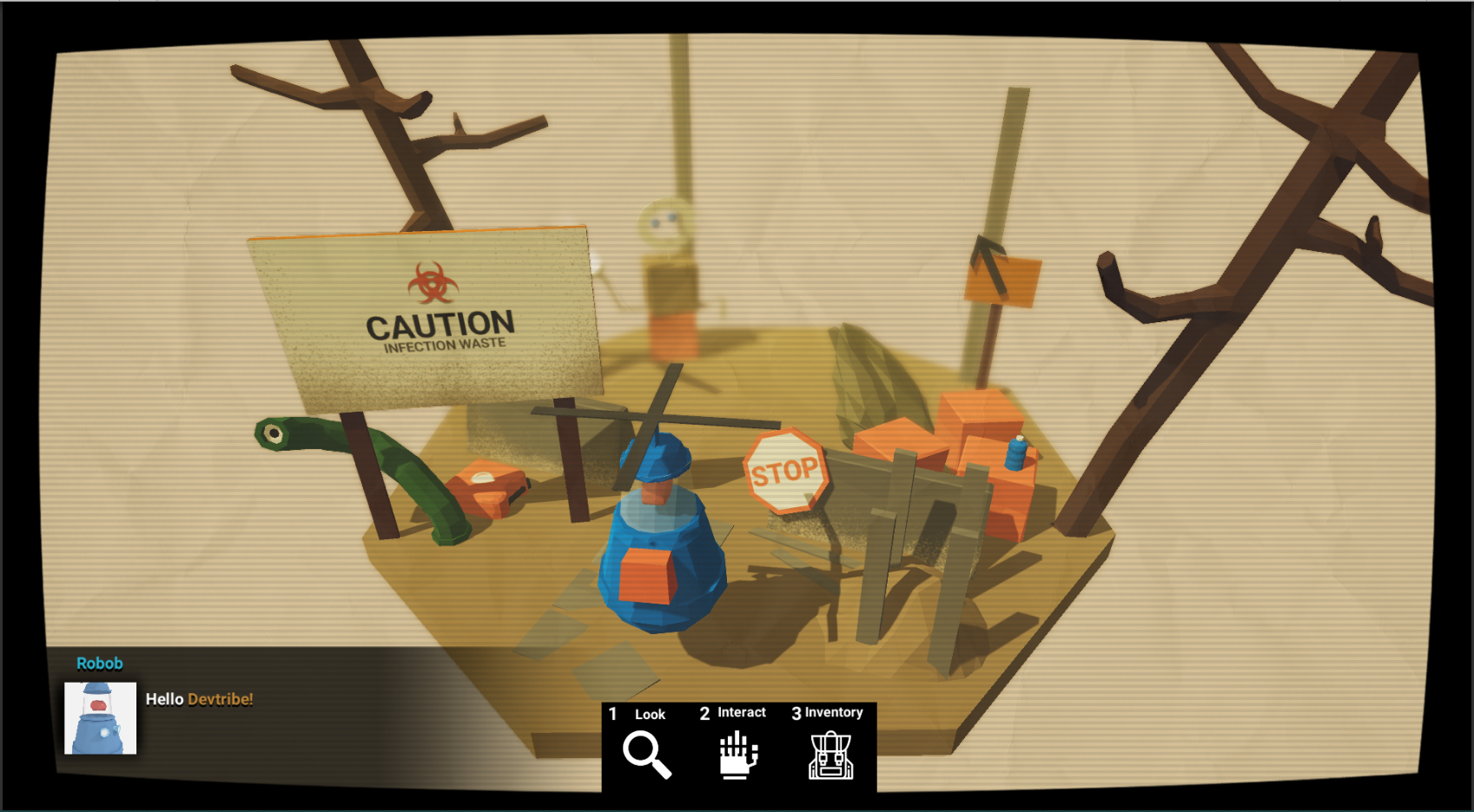 Новости №1 — Project RE — DevTribe: Разработка игр