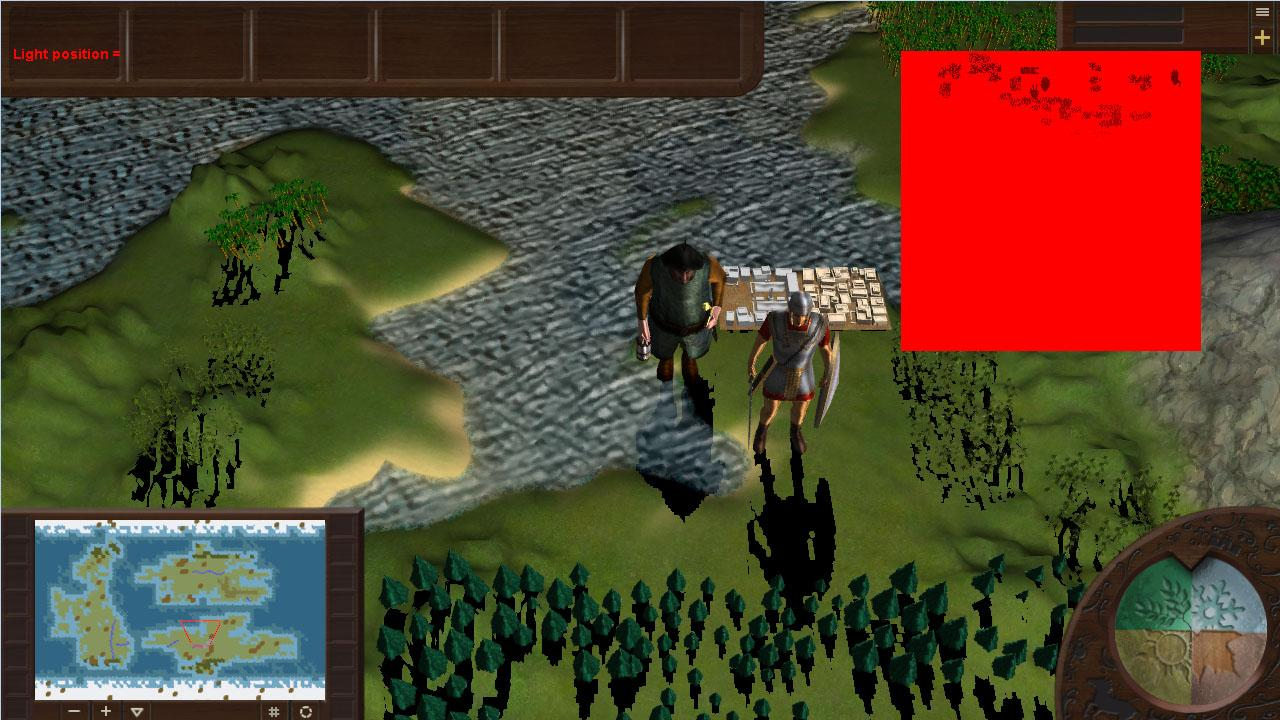Дневник разработки №32 — The Great Tribes — DevTribe: Разработка игр (Java, Opengl, пошаговая стратегия)