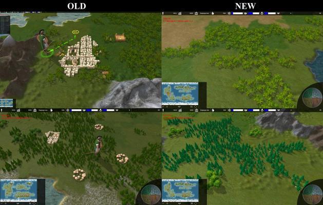Дневник разработки №38 — The Great Tribes — DevTribe: инди-игры, разработка, сообщество