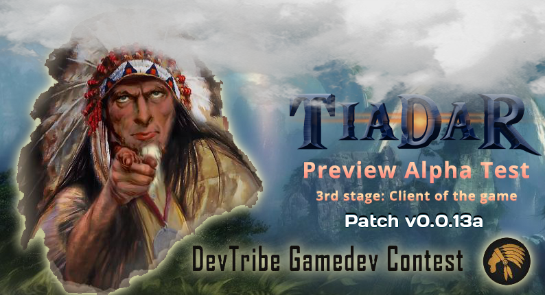 Дайжест: Pre-Alpha Test - первый взгляд на игру! — Tiadar: Awakening of Darkness — DevTribe: инди-игры, разработка, сообщество (action, MMO, moba, MOBA, rpg, rts, strategy)