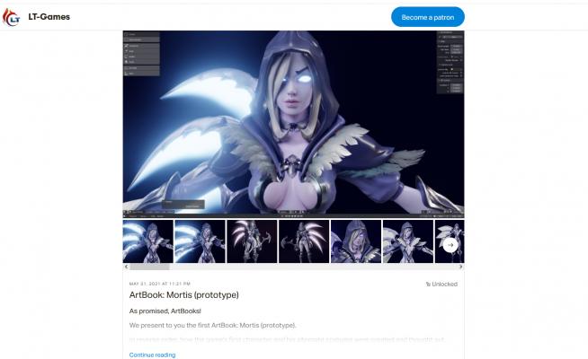 Дайжест: Дневник Разработчиков — Tiadar: Awakening of Darkness — DevTribe: инди-игры, разработка, сообщество (action, MMO, rpg, rts, tps)