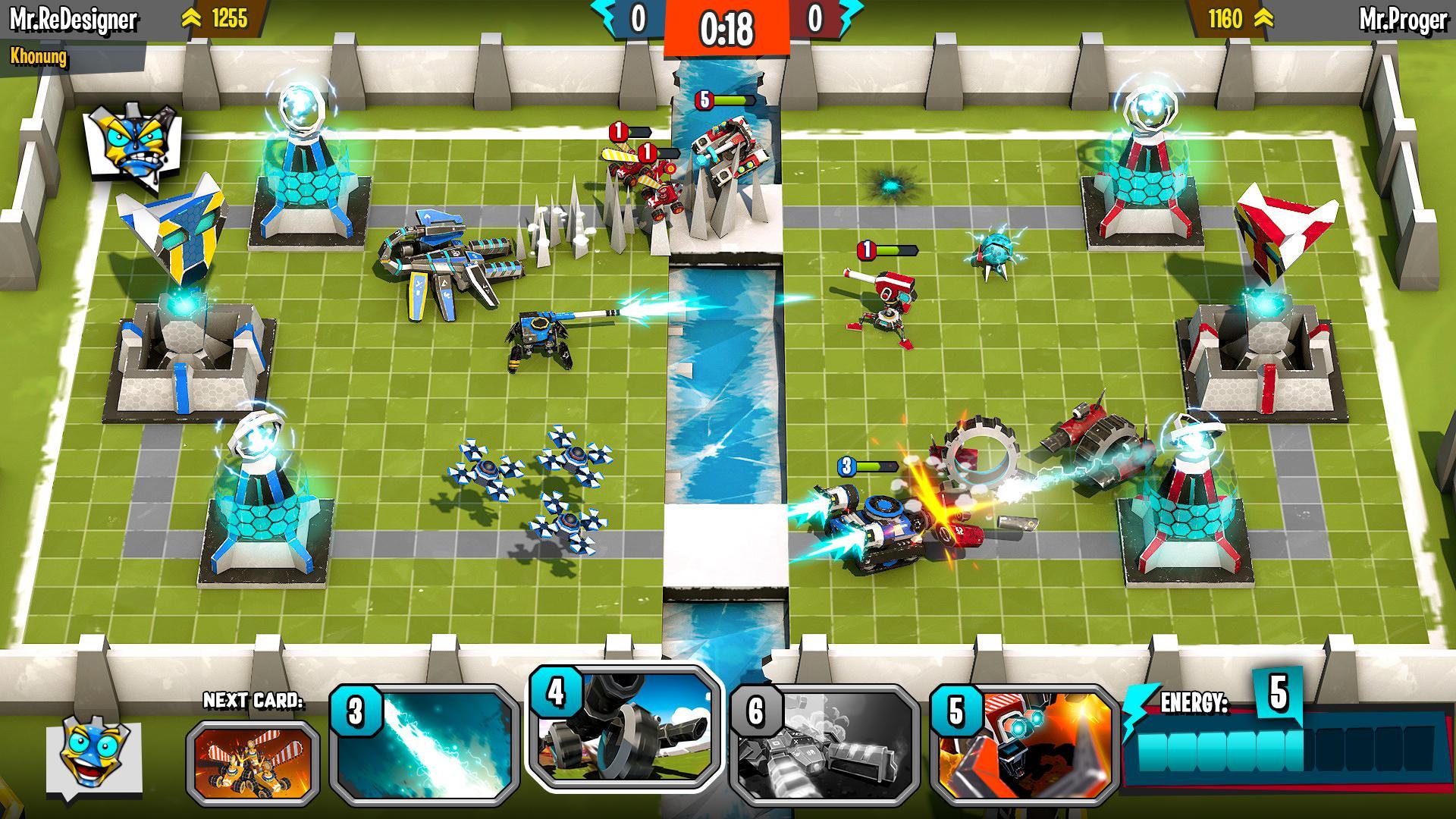 Drones Battle — DevTribe: Разработка игр