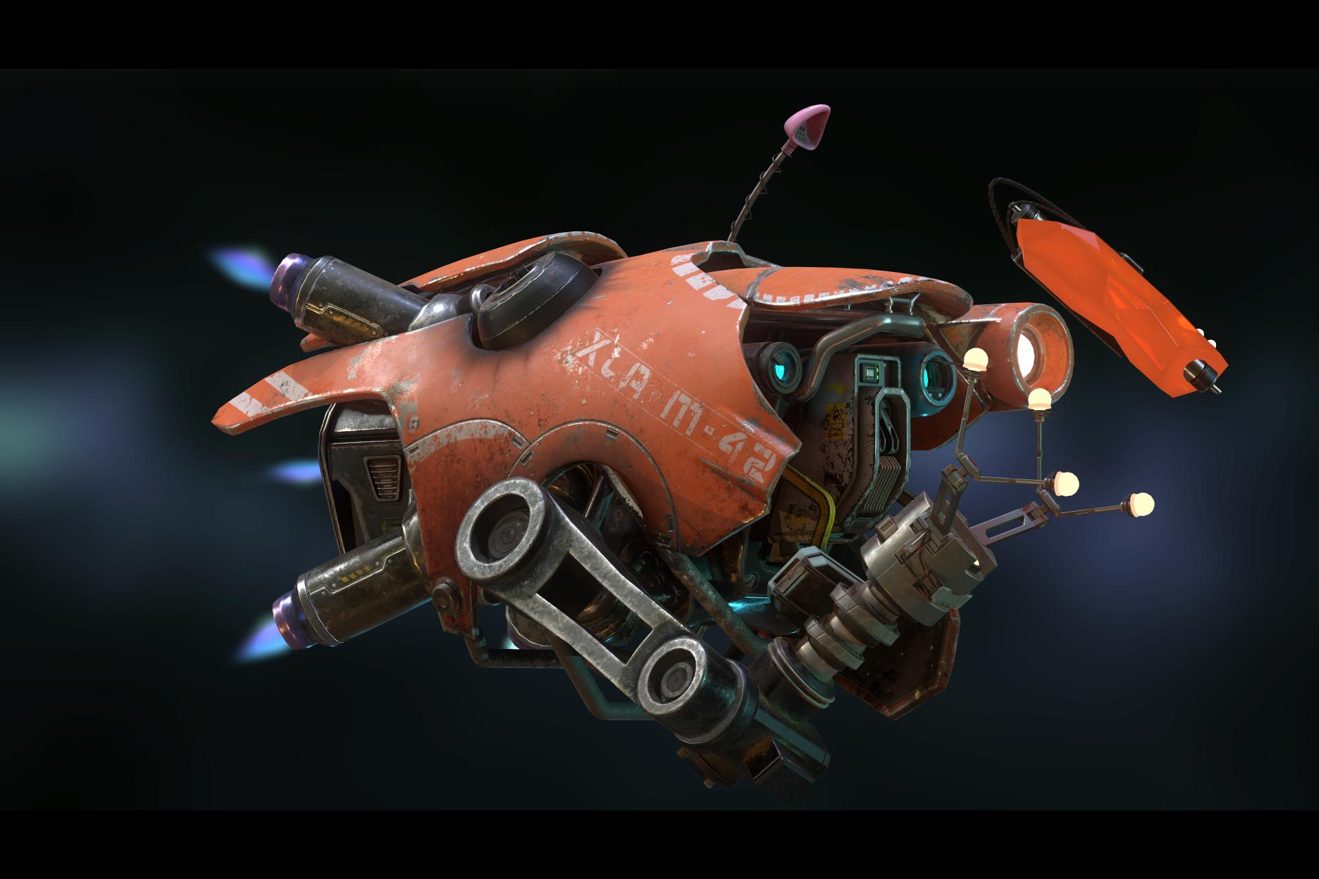 ScrapBot — DevTribe: Разработка игр