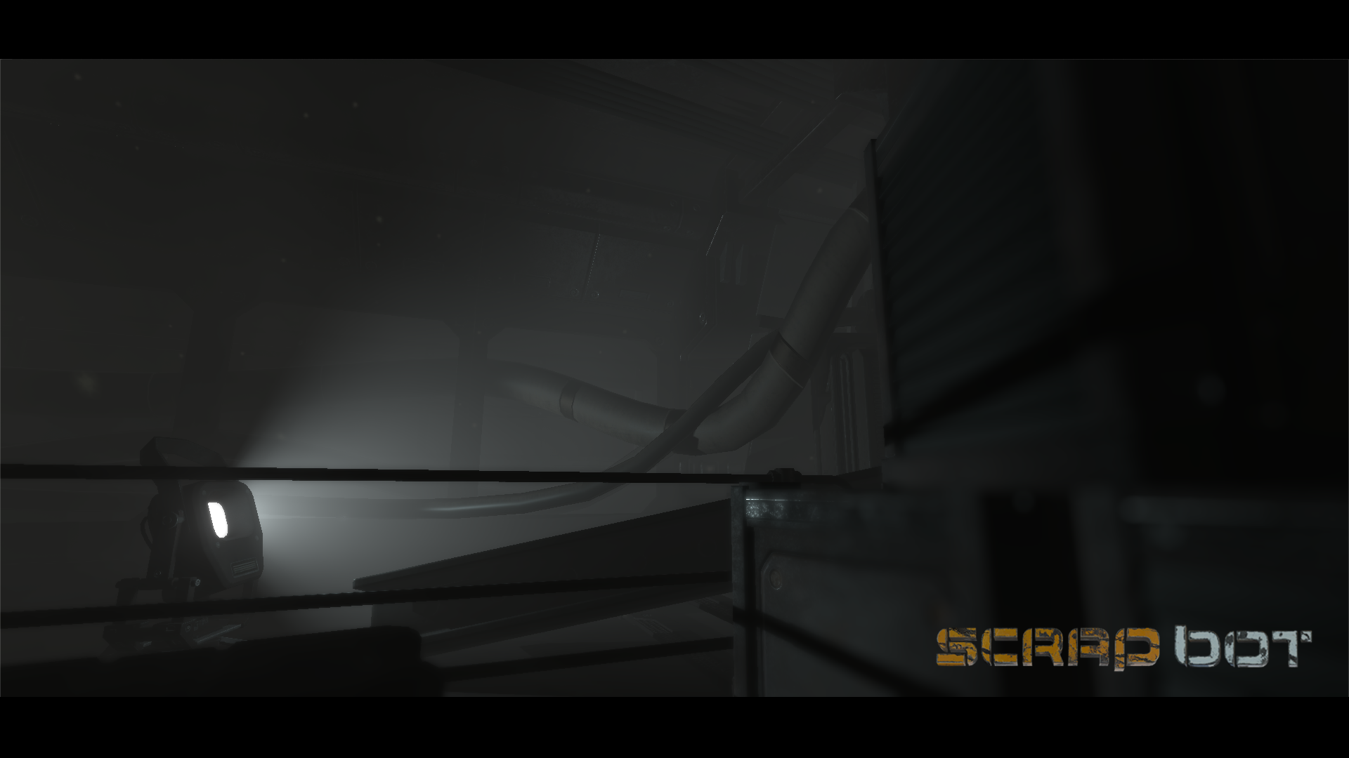 Предновогодний пост — ScrapBot — DevTribe: Разработка игр