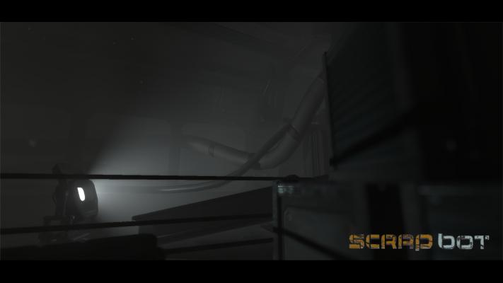Предновогодний пост — ScrapBot — DevTribe: инди-игры, разработка, сообщество