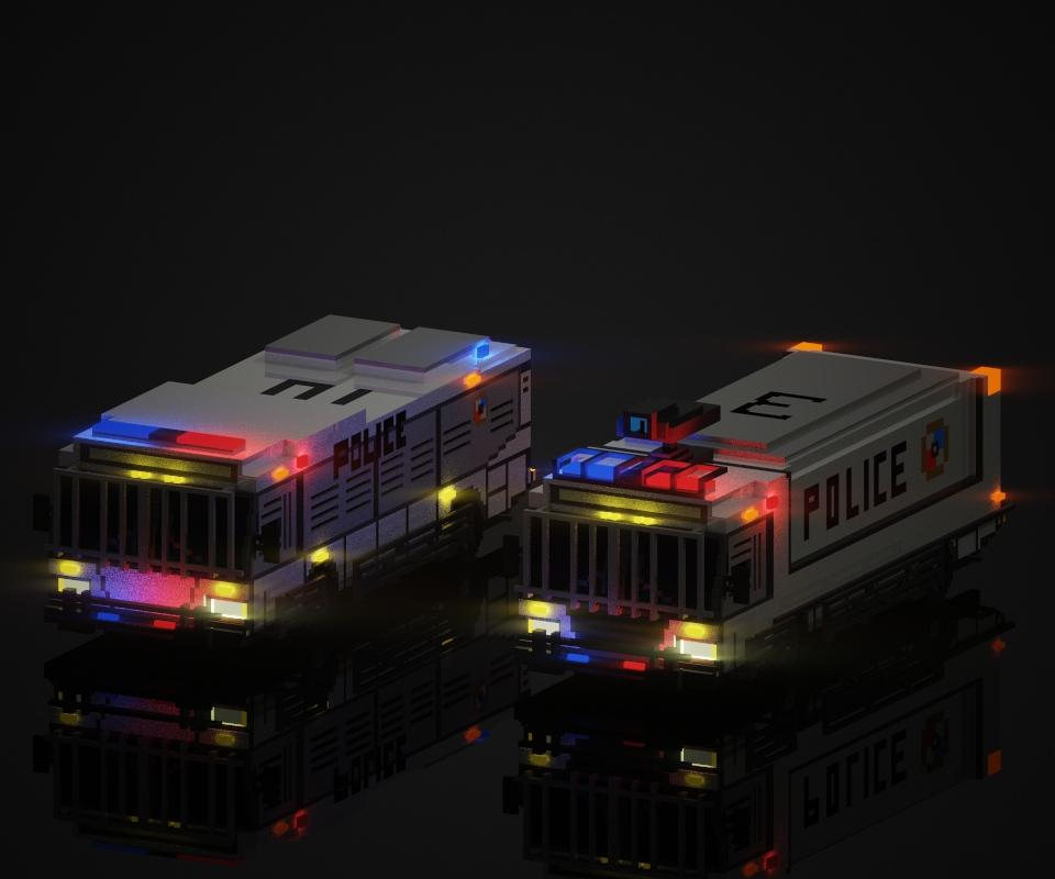Pixel Cops — DevTribe: Разработка игр