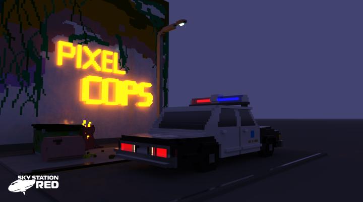 Что известно о игре на данный момент? — Pixel Cops — DevTribe: инди-игры, разработка, сообщество