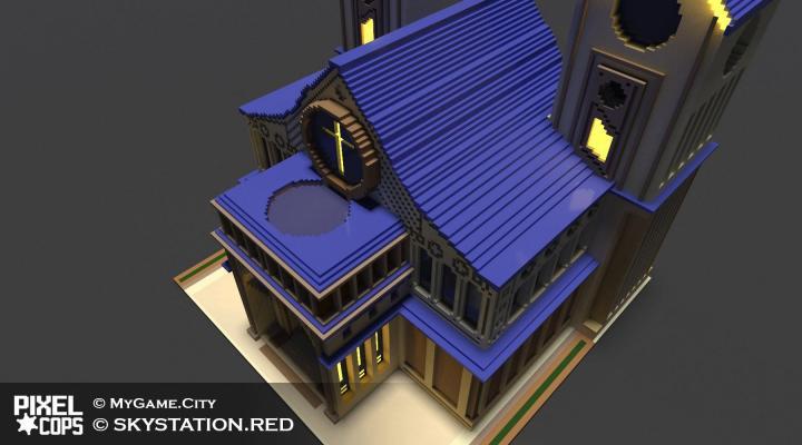 Аве Мария! — Pixel Cops — DevTribe: инди-игры, разработка, сообщество (pixel cops, бета, збт)